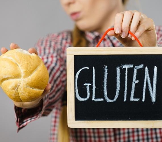 Intolerancia ao gluten