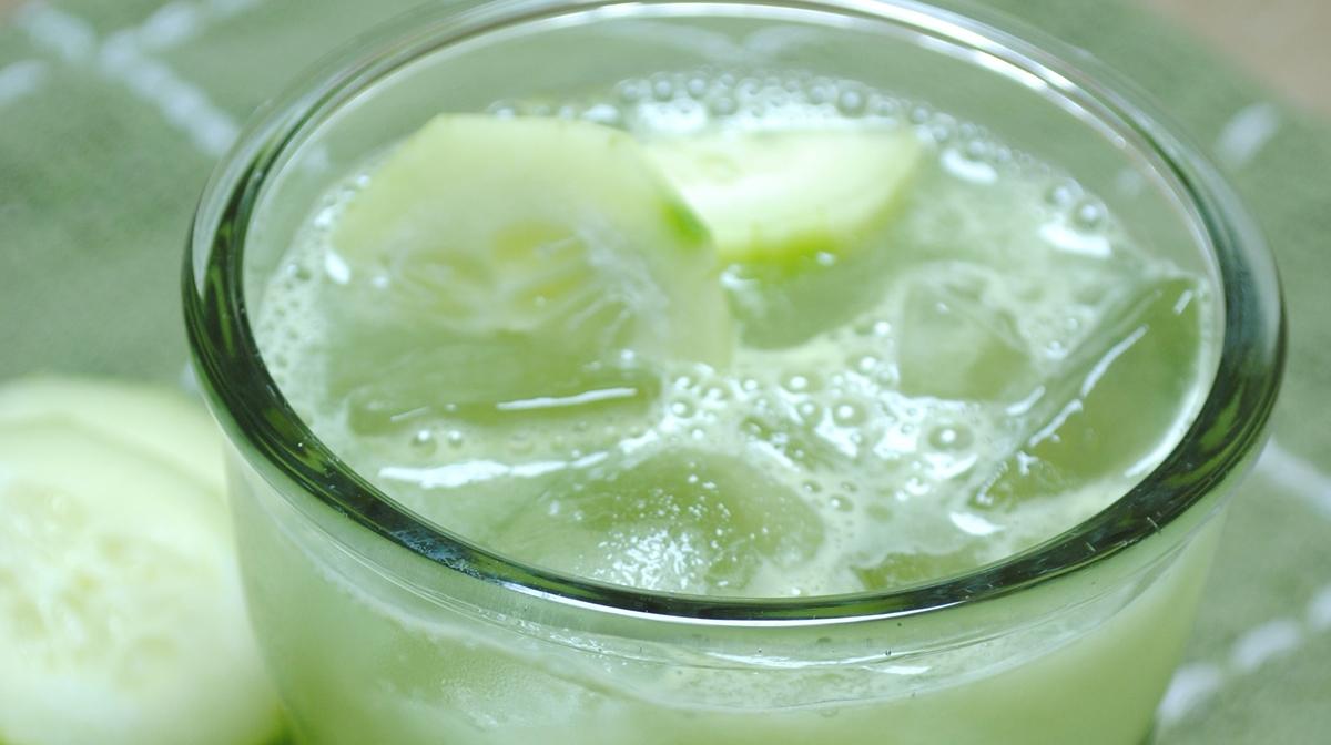 agua de pepino