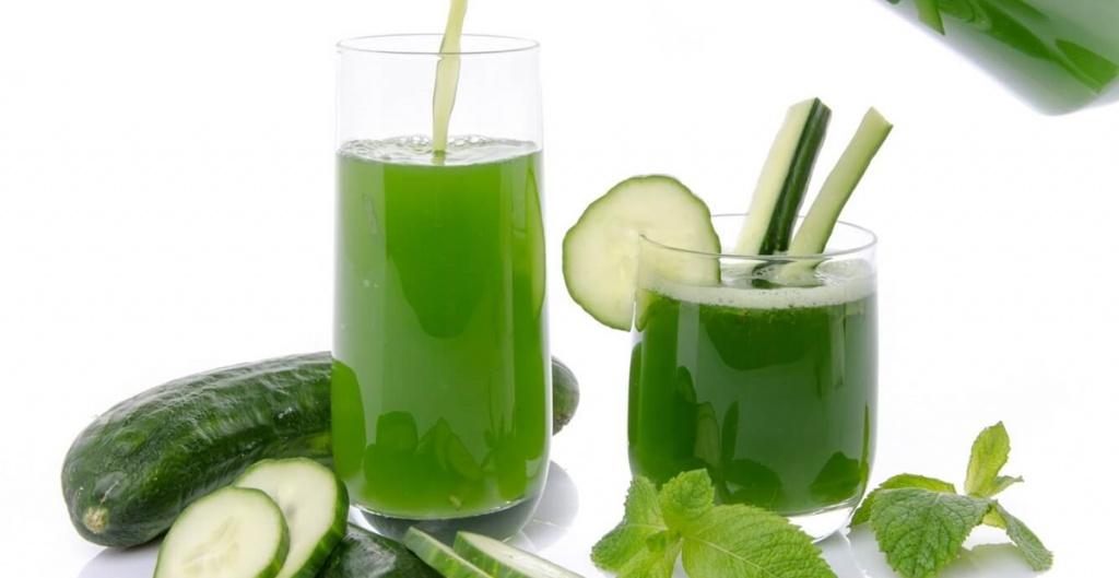 suco para eliminar toxinas