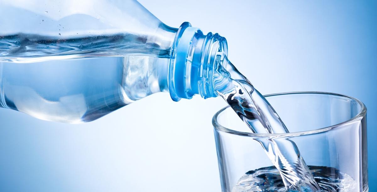 agua em jejum