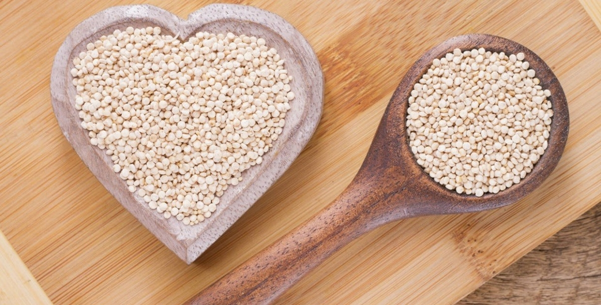 Beneficios da Quinoa