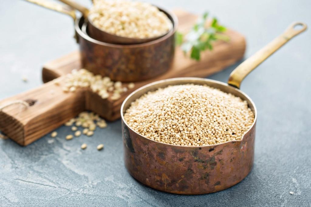 quinoa como usar