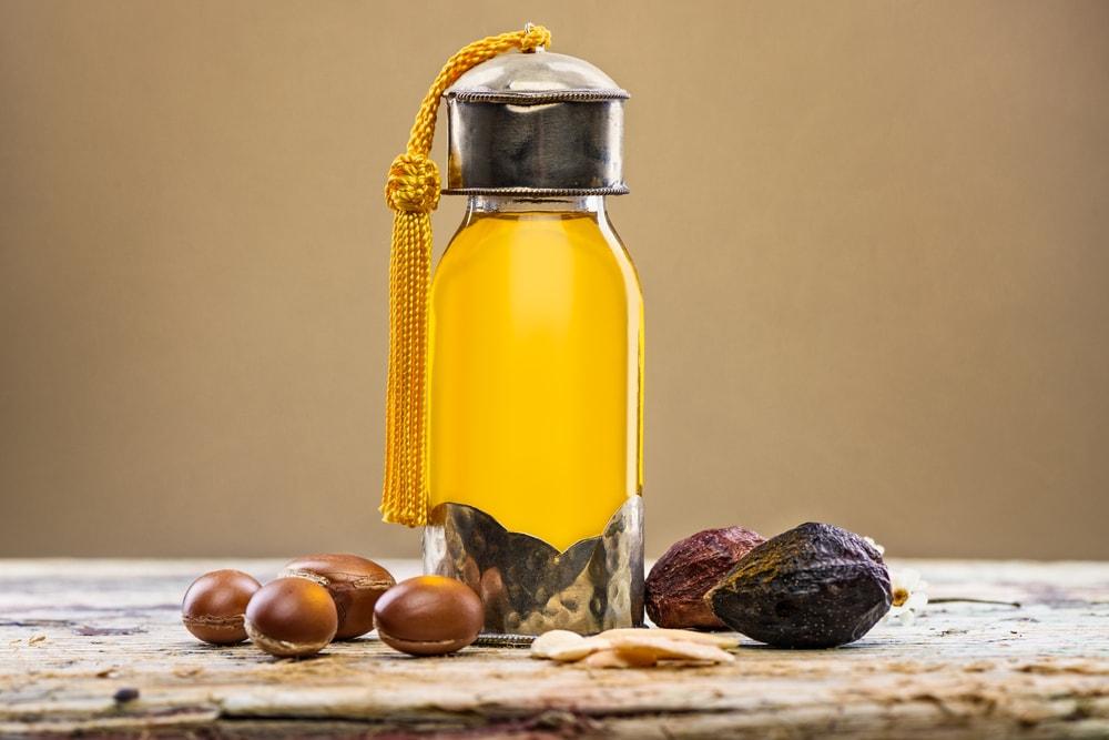como usar o oleo de argan