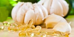 alho capsulas