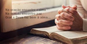 Orar a Deus