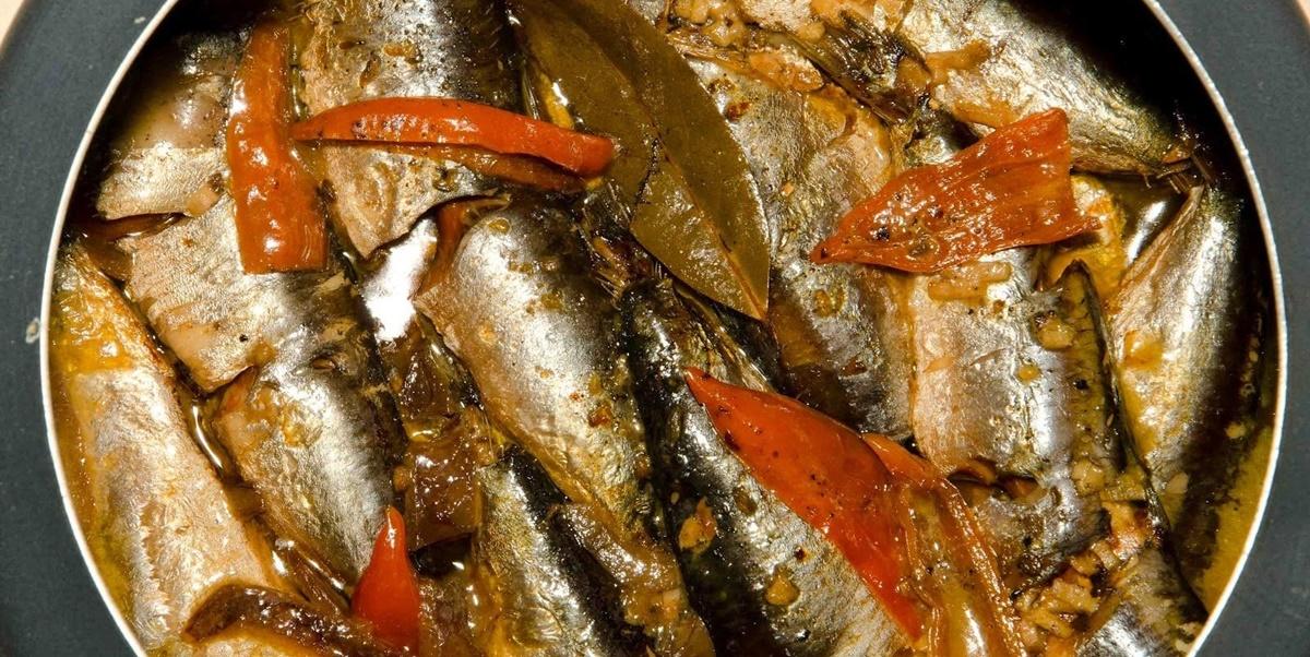 sardinha em conserva