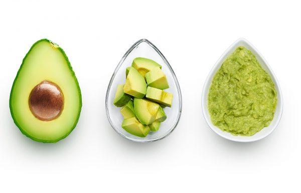 fruta do abacateiro
