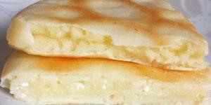 pão de queijo saudável